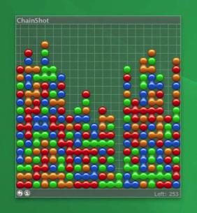 一个消同色游戏的实现